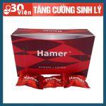 Kẹo Sâm Hamer® Hộp 30 Viên
